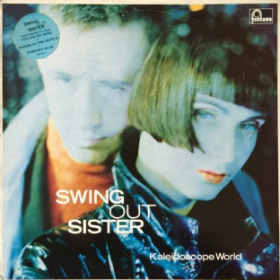 Swing Out Sister - Kaleidoscope World (LP) (G+/G)